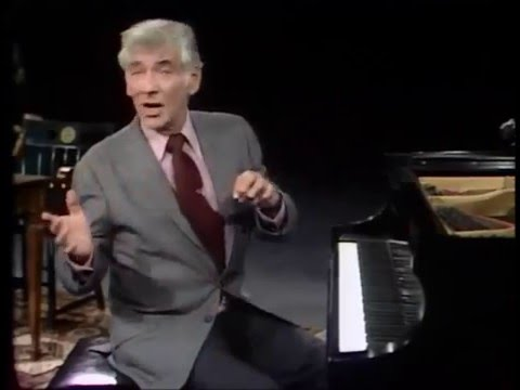 Bernstein: The Harmonic Series / Norton Lectures: Musical Phonology