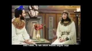 Film Nabi Yusuf as; Zulaikha VS Yusuf 1