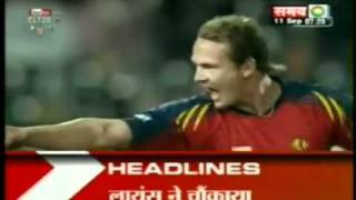 Whats Happening in Sports september 10th 2010 9/10/2010 Mumbai indians lose