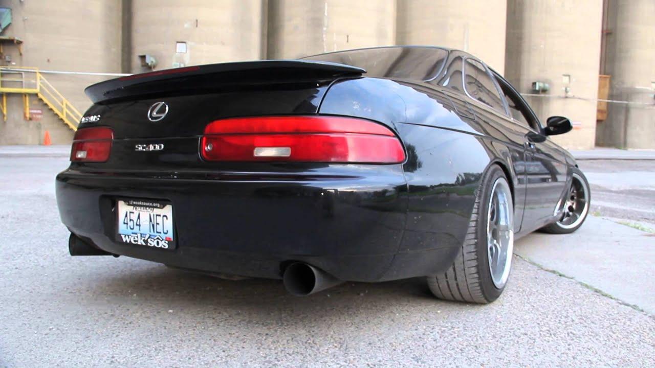 Lexus Sc400 Rev