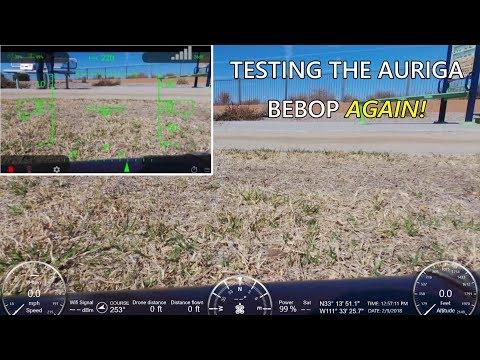 TESTING THE AURIGA BEBOP AGAIN - YouTube