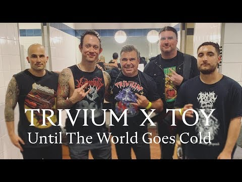 Trivium - Until The World Goes Cold Feat. Toy I VOA Festival 2019 Portugal