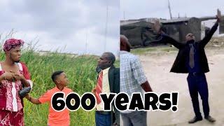 IAMDIKE - PROPHET 600 YEARS 😂🤣