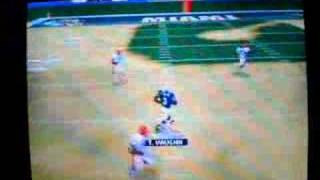 Second greatest Madden 64 play of all time