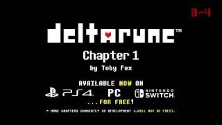 DELTARUNE Chapter 1 Spoiler-Free Trailer
