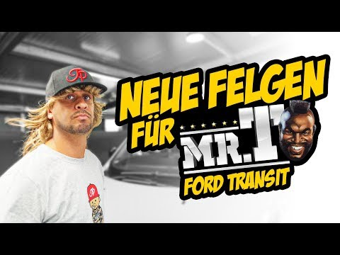 JP Performance - Neue Felgen Für Mr. T ! | Ford Transit