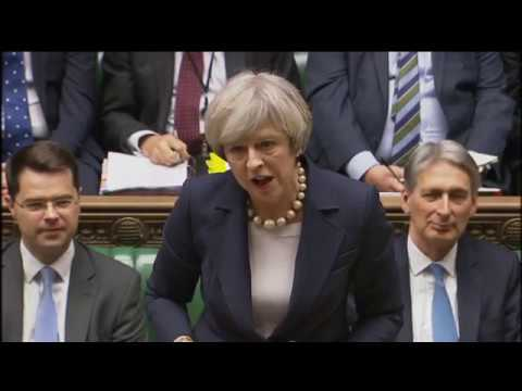 Prime Minister's Questions: 1 February 2017