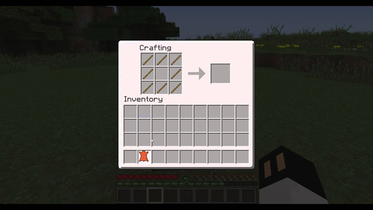 minecraft crafting item frame | Viewframes co