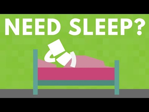 Thumbnail: How Much Sleep Do You REALLY Need?