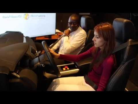 Simulator Programme at Al Khebra Driving Academy