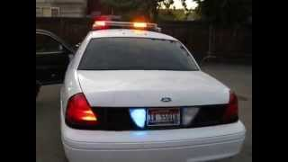 police car 2008 ford crown vic 001