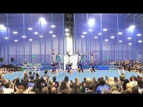 CJA Team Gunz Senior 5 Coed - ImpACT Cheer Challenge