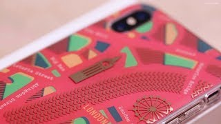 LAUT Nomad London Case (iPhone X)