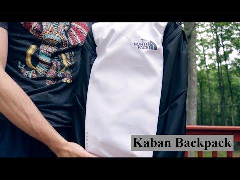 aa9b86943 North Face Kaban Backpack Review