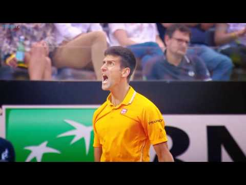 ATP Rome 2015 - Internazionali BNL d'Italia Story of the Tournament