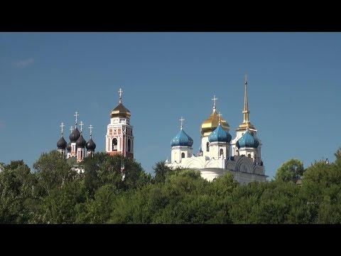 Видеозарисовка о старинном городе Болхове Орловской области