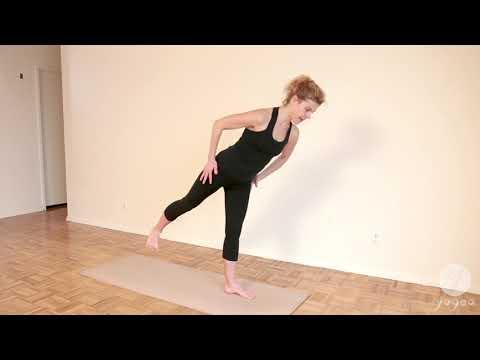 Yoga Asana Lab: Warrior III (Virabhadrasana III)