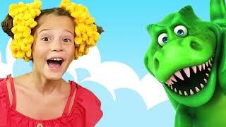 Песенка про динозавра | Песенки для детей от Ба Би Бу