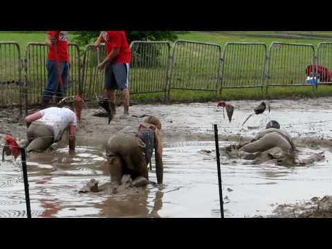 Warrior Dash - Muddy Mayhem