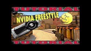 nVIDIA Freestyle-ГДЕ СКАЧАТЬ И КАК НАСТРОИТЬ