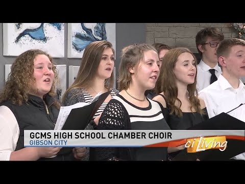 GCMS High School Chamber Choir Performance #2