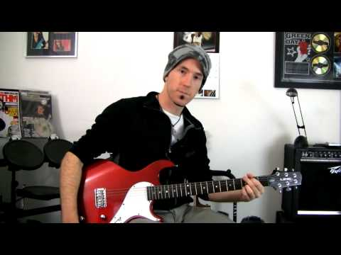 'I Gotta Feeling' by Black Eyed Peas - Guitar lesson (Includes FREE tab download)