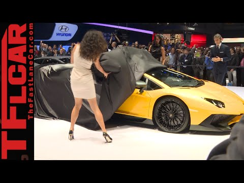 From A To Z All The Cool New Cars Of The Geneva Motor Show - All cool cars