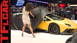 From A to Z: All the Cool New Cars of the 2015 Geneva Motor Show (Part 1)