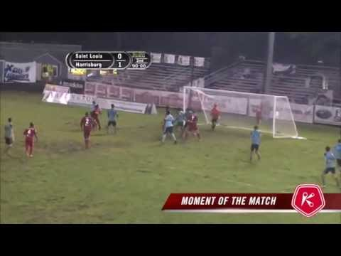 Moment of the Match: George Davis IV Equalizer