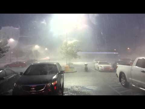Chattanooga, tn  storm 8:20 PM east brainerd.