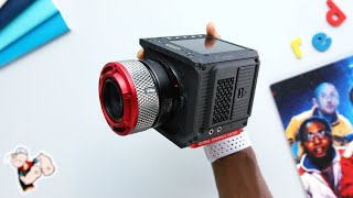 6K RED Komodo Impressions: The Mini Cine Camera!
