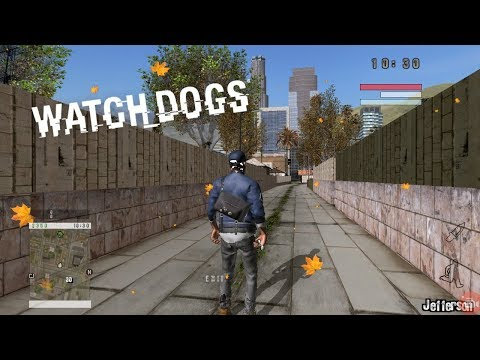 WATCH DOG REAL INSANE GRAPHICS MOD PACK || 320 MB || 1080P || MUST WATCH