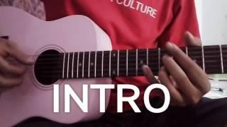 Tutorial intro&melodi | Sampai Jumpa - Endank Soekamti  (Guitar Replace) Mp3
