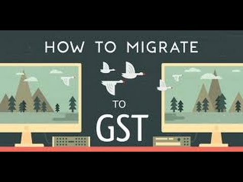 Migration to GST- Central Excise and Service Tax Assesses