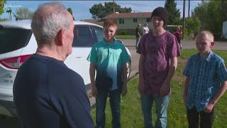 'They'Re Angels': 84-Year-Old Nampa Man Credits 3 Young Boys For Saving His Life