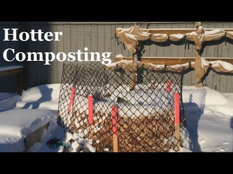 3 Ways to Make a Hotter Compost Pile