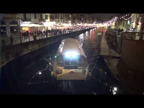Milan the Navigli