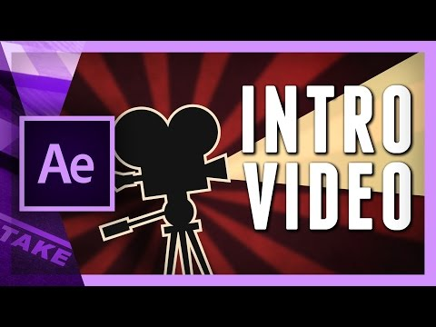 Make an intro animation video in After Effects (2/3) | Cinecom.net