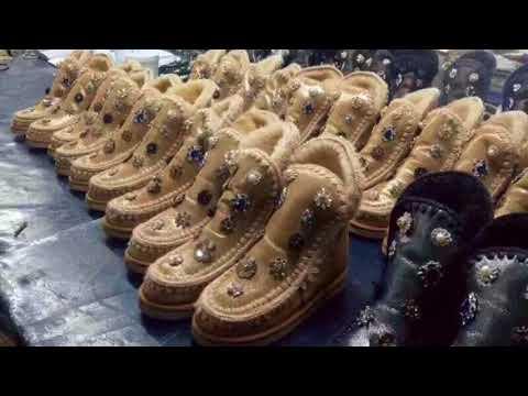 Обувь из Китая купить оптом у производителя