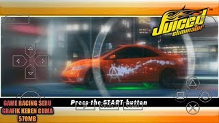 Cara Download Dan Install Game Juiced Eliminator PPSSPP Android