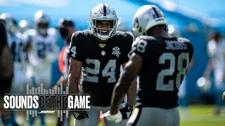 Best of Sounds of the Game From Weeks 1-5   Las Vegas Raiders