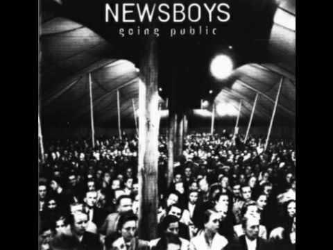 Newsboys Going Public Spirit Thing