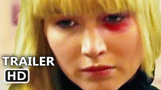 RED SPARROW Official TV Spot Trailer (2018) Jennifer Lawrence Movie HD