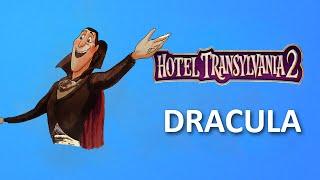 HOW TO DRAW ✎ DRACULA ✎ HOTEL TRANSYLVANIA 2