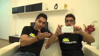 Videoreview LG Optimus 4X HD [ESPAÑOL]