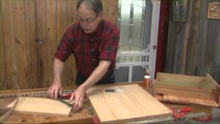 The American Woodshop - Tips On Making Cutting Boards