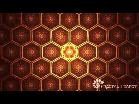 Fractal Geometry Journey - Enter the Hive