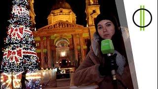 Európa legszebb téli városa Budapest