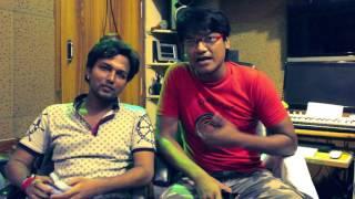 hariye-jawa-bengali-movie-title-track-making