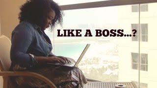 Like a Boss...?  Les clichés sur les entrepreneurs - Djulicious